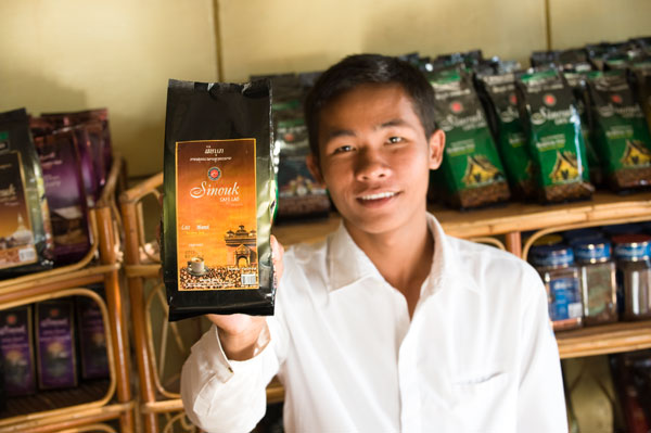 Reportage über Kaffee in Laos